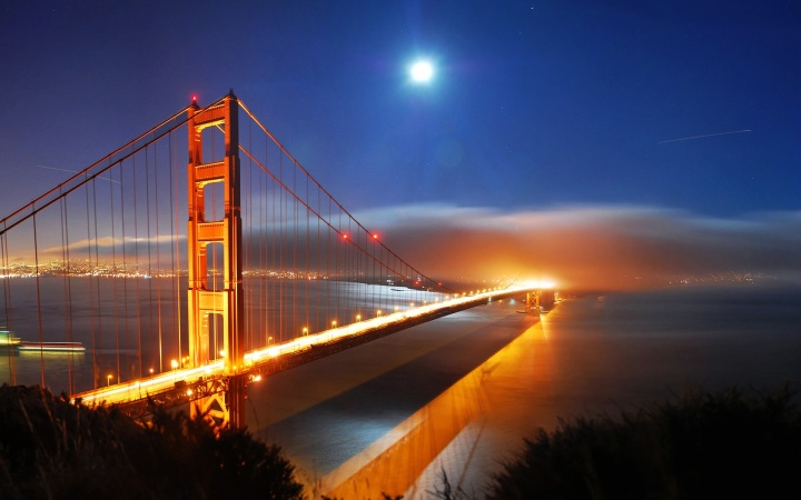 For those who come to San Francisco, summertime will be a love-in there